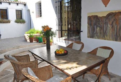 Ibiza business B & B villa for sale close to Ibiza town with 10 bedrooms 8