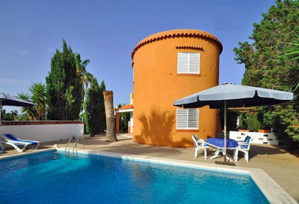 villa in san agustin with large traditional tower.jpg_1A