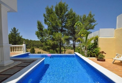 5 bedroom modern villa for sale San Agustin San Jose Ibiza 4