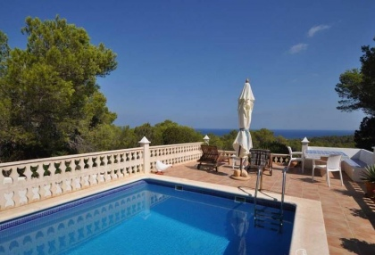 3 bedroom San Jose villa for sale Ibiza close to beach good rental property 1
