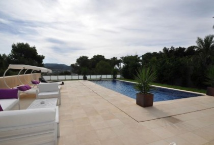 Modern 4 bedroom sea view villa for sale San Jose close to beaches 3