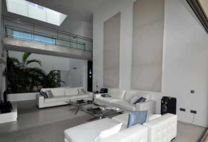 Modern 4 bedroom sea view villa for sale San Jose close to beaches 6