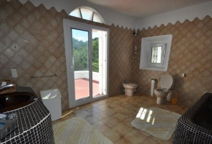 3 bedroom finca for sale Santa Eularia Ibiza with countryside views 10