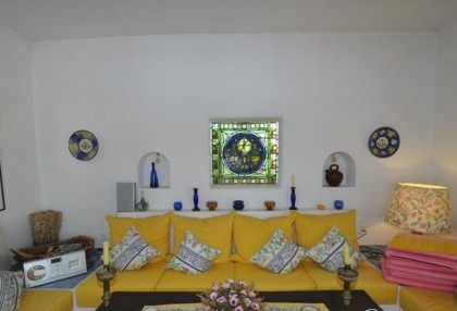 3 bedroom finca for sale Santa Eularia Ibiza with countryside views 16