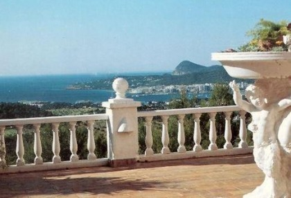 4 bedroom sea view villa for sale San Jose Ibiza 1