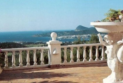 4 bedroom sea view villa for sale San Jose Ibiza 2