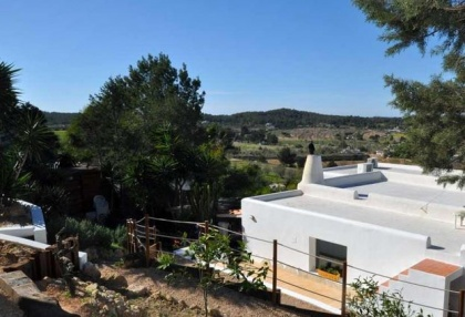 Traditional San Jose villa for sale Ibiza with sea & sunset views 1