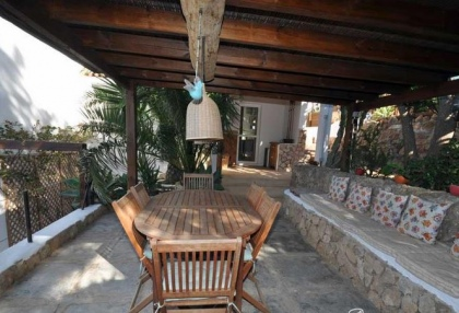 Traditional San Jose villa for sale Ibiza with sea & sunset views 10