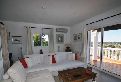 Traditional San Jose villa for sale Ibiza with sea & sunset views 12