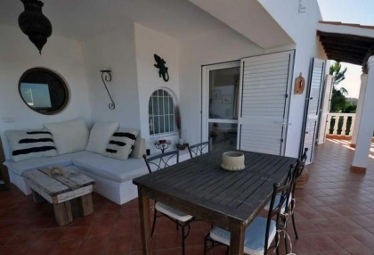 Traditional San Jose villa for sale Ibiza with sea & sunset views 15