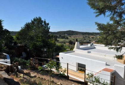 Traditional San Jose villa for sale Ibiza with sea & sunset views 2