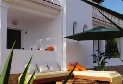 Traditional San Jose villa for sale Ibiza with sea & sunset views 5