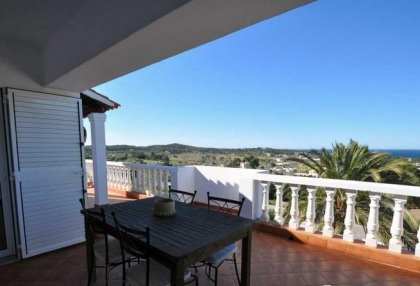 Traditional San Jose villa for sale Ibiza with sea & sunset views 6