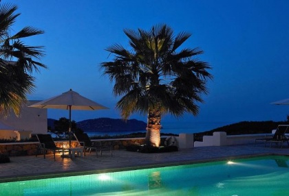 6 bedroom luxury sea view villa for sale Santa Eularia Ibiza 4