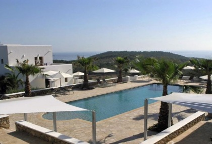 6 bedroom luxury sea view villa for sale Santa Eularia Ibiza 6