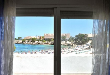 Charming 1 bedroom modern apartment on seafront San Jose for sale Ibiza investment property 11
