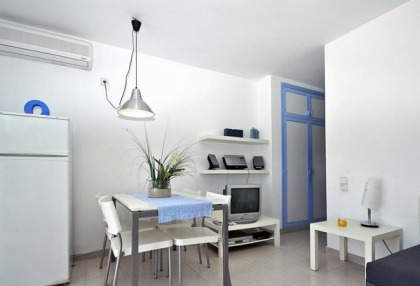 Charming 1 bedroom modern apartment on seafront San Jose for sale Ibiza investment property 6