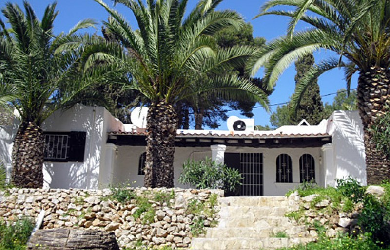 Finca for sale in Can Germa, Ibiza  on large plot in quiet and peaceful location