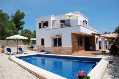 Reduced Detached Villa for sale in Santa Eularia, Ibiza 