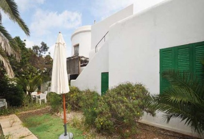Stunning front line villa for sale Santa Eularia Ibiza 4 bedrooms large plot 9