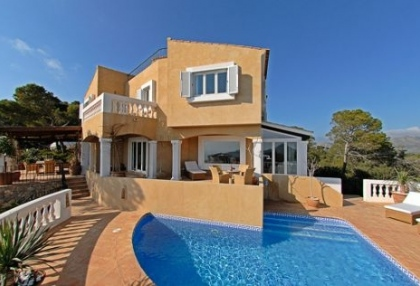 Monport luxury villa for sale in Puerto Andratx Mallorca 2