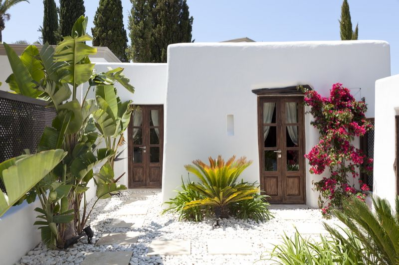 Subtantial country estate with about 42,000 SqM of land and 700 SqM of buildings  Ibiza ...