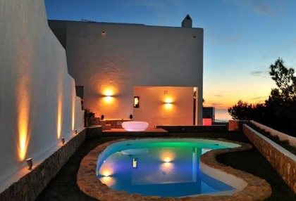 Sea view home for sale in Cala Moli Ibiza recently modernised_2