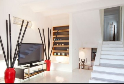 Sea view home for sale in Cala Moli Ibiza recently modernised_6