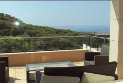 detached villa in Cala Vadella with sea and sunset views_1