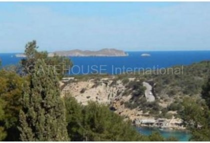 House with pool and sea views for sale in Cala Vadella_ss