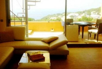Penthouse with stunning sunset views close to Cala Carbo_3