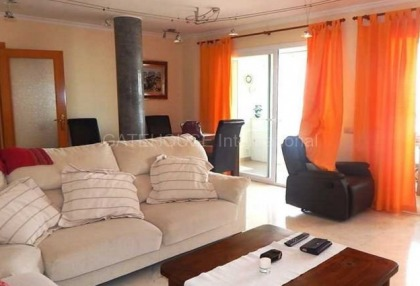 First line sea view apartment for sale in cala de bou_3