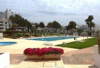 First line sea view apartment for sale in cala de bou_7
