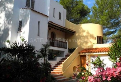 Two storey family house for sale in san Agustin, Ibiza_1