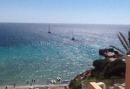 Two bedroom apartment close to the sea in Cala Tarida_1