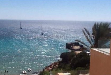 Two bedroom apartment close to the sea in Cala Tarida_s