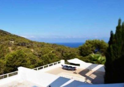 detached house for sale Cala Vadella