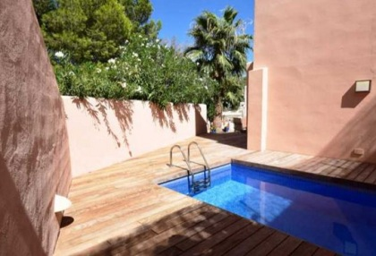 detached house close to the beach in Cala Vadella_2