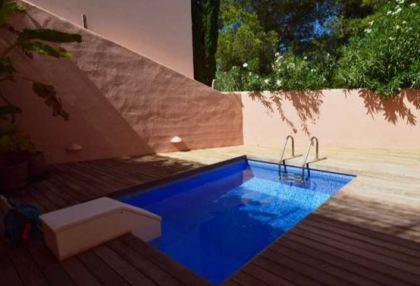 detached house close to the beach in Cala Vadella_8