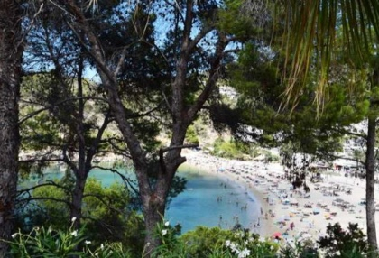 detached house close to the beach in Cala Vadella_9