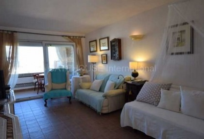 Townhouse with sea views for sale in Cala Conta _2