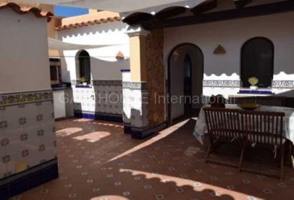 Townhouse with sea views for sale in Cala Conta _5