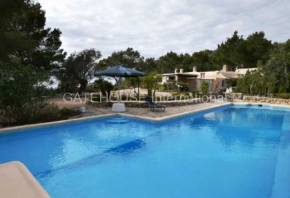 Country property in Benimussa with sea views_1
