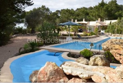 Country property in Benimussa with sea views_2