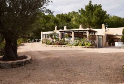 Country property in Benimussa with sea views_4
