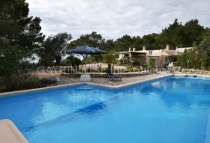 Country property in Benimussa with sea views_s