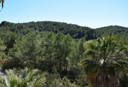 Detached villa for sale converted to 5 apartments in Santa Eularia_3