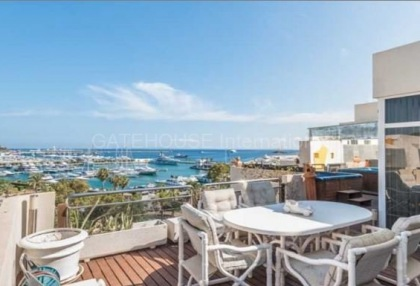 Elegant penthouse for sale in Marina Botafoch_2