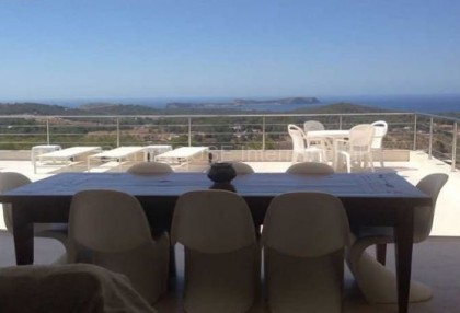 New built sea view house in Cala Conta_3