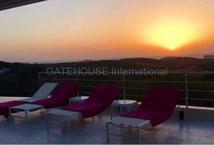 New built sea view house in Cala Conta_6